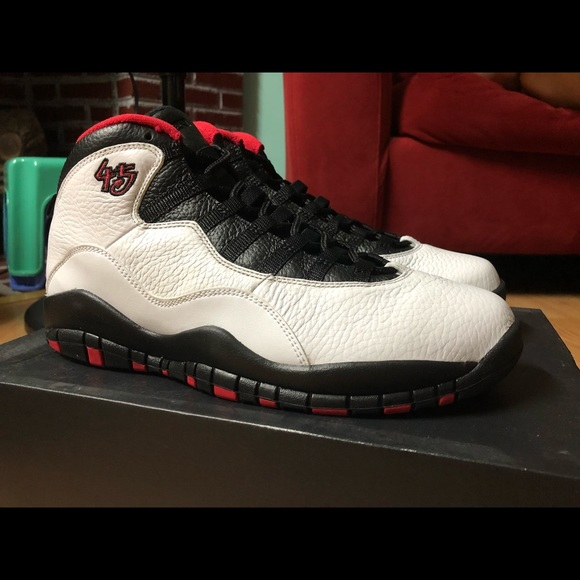 "e19c764f1c9c3a JORDAN Retro 10 ""Double Nickel"" sz 10 Dead Stock"